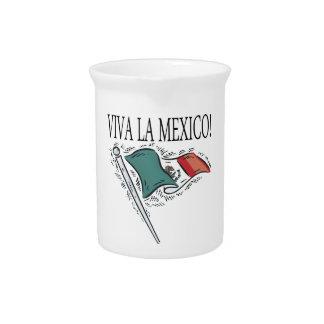 La México de Viva Jarras De Beber