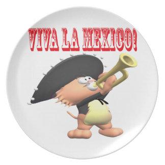 La México de Viva Platos Para Fiestas