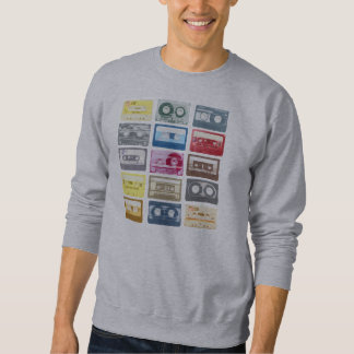 La mezcla graba la ropa del indie pulovers sudaderas
