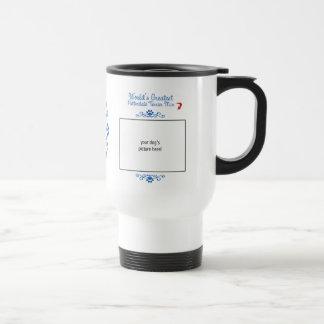 La mezcla más grande de Patterdale Terrier de los  Taza De Café