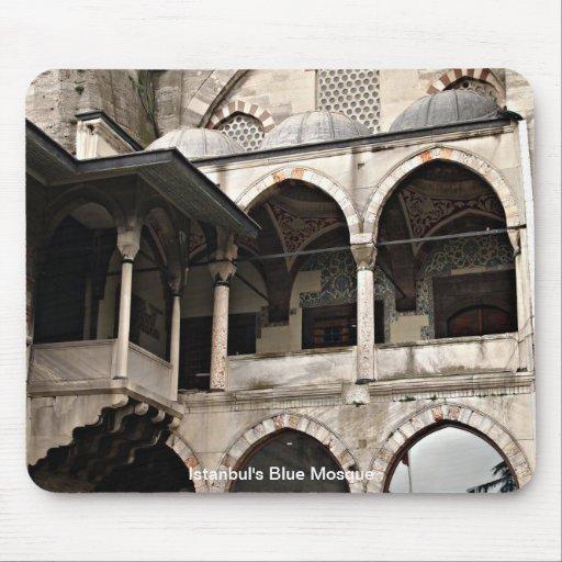La mezquita azul de Estambul Tapete De Raton