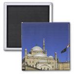 La mezquita de Mohamed Ali en la ciudadela, tambié Imanes Para Frigoríficos