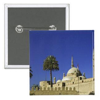 La mezquita de Mohamed Ali en la ciudadela, tambié Pin Cuadrado