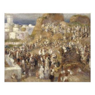 La mezquita de Pierre-Auguste Renoir Arte Con Fotos