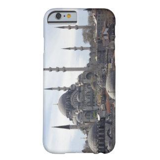 La mezquita de Yeni Funda Para iPhone 6 Barely There