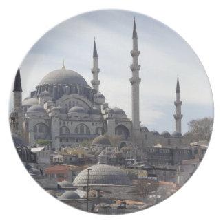 La mezquita de Yeni Platos Para Fiestas