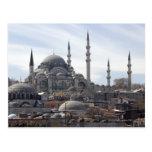 La mezquita de Yeni Postal