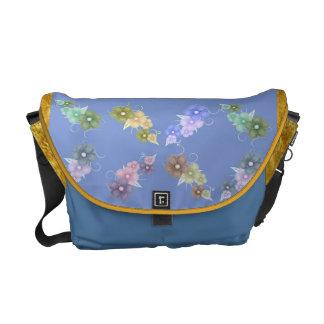 La mi bolsa de mensajero de la creación bolsa de mensajeria