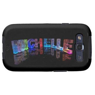 La Michelle conocida en 3D se enciende la fotogra Galaxy S3 Protectores