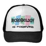 La microbiología es Forever Gorro