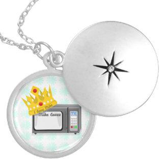 La microonda es rey de la corona de la cocina medallones