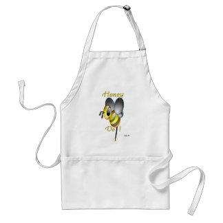 La miel hace delantales