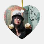 """La miel Halliwell """"vida es"""" artículos dulces"""