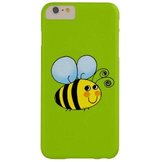 la miel linda manosea la abeja funda de iPhone 6 plus barely there