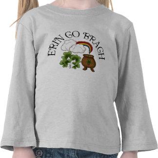 La mina de oro Erin va Bragh Camisetas
