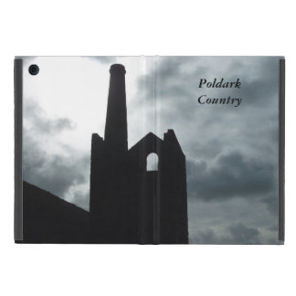 La mina del país de Poldark arruina Cornualles iPad Mini Coberturas
