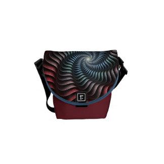 La mini bolsa de mensajero cero de Ganimedes Bolsa De Mensajeria