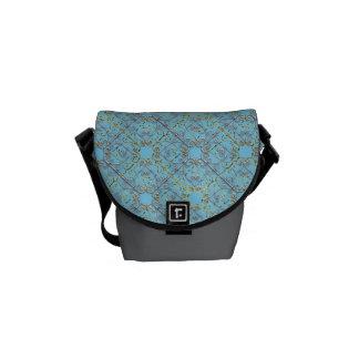 La mini bolsa de mensajero cero del carrito bolsa de mensajería