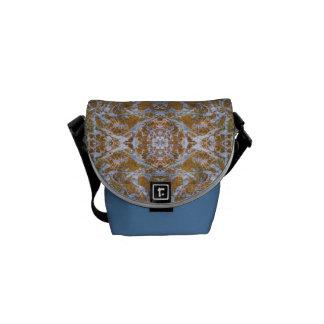 """La mini bolsa de mensajero de la """"India azul"""" Bolsa De Mensajeria"""