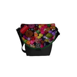 La mini bolsa de mensajero de las gotas bolsas de mensajería