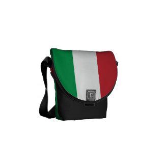 La mini bolsa de mensajero el | Tricolore Italia d Bolsa De Mensajería