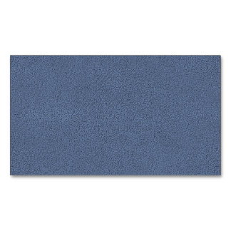 La mirada de comodamente Slate textura azul del Tarjetas De Visita Magnéticas (paquete De 25)