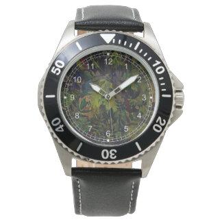 La mirada de la selva relojes de mano