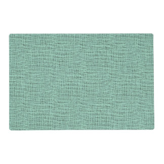 La mirada de la textura azul de la armadura de la tapete individual
