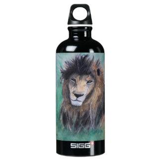 La mirada del león