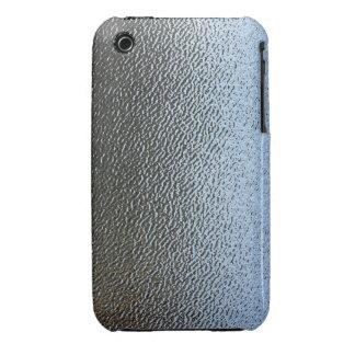 La mirada del vidrio texturizado arquitectónico Case-Mate iPhone 3 cárcasas
