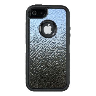 La mirada del vidrio texturizado arquitectónico funda otterbox para iPhone 5/5s/SE