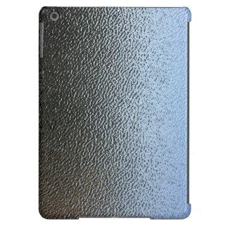 La mirada del vidrio texturizado arquitectónico funda para iPad air