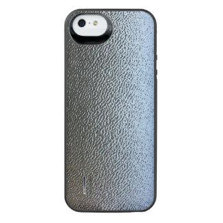 La mirada del vidrio texturizado arquitectónico funda power gallery™ para iPhone 5 de uncommon