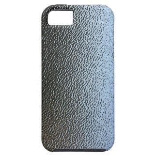 La mirada del vidrio texturizado arquitectónico iPhone 5 carcasas