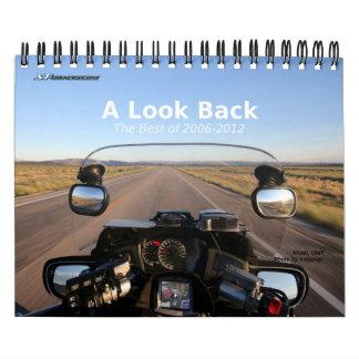 La mirada detrás calendarios