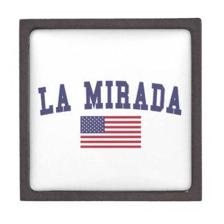 La Mirada US Flag Gift Box