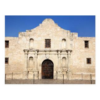 La misión de Álamo en el día moderno San Antonio,  Tarjetas Postales