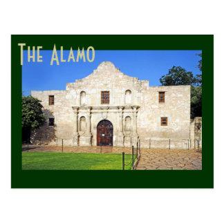 La misión de Álamo, San Antonio, Tejas, los E.E.U. Postales