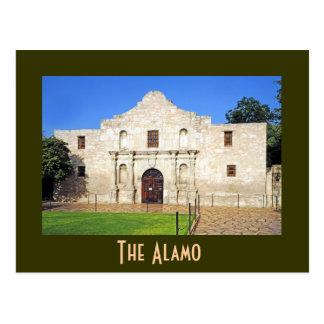 La misión de Álamo, San Antonio, Tejas, los E.E.U. Postal