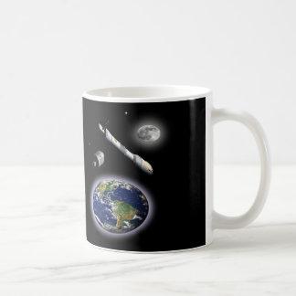 La misión de la NASA estropea Tazas De Café