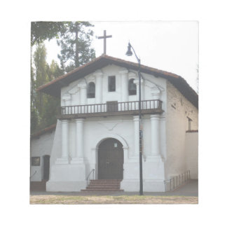 La misión Dolores de San Francisco Libreta Para Notas