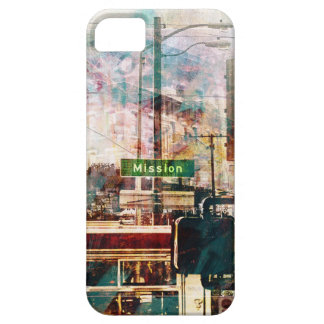 La Mission aka the District Vibe of SanFrancisco iPhone SE/5/5s Case