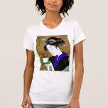 la moca de los utamaro camiseta
