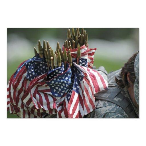 La mochila de un soldado del ejército fotografias