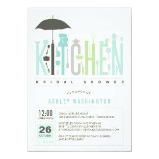 La MOD almacena la cocina que el fiesta de ducha Anuncios Personalizados