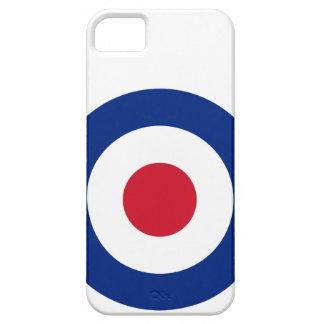 La MOD forma la caja británica del iPhone - Funda Para iPhone 5 Barely There