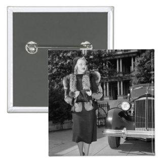 la moda de las mujeres de los años 30 pin