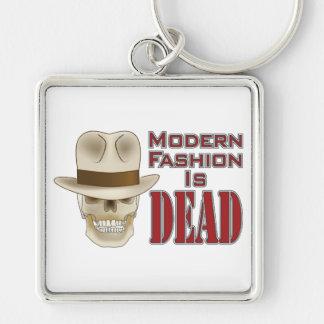 """La """"moda moderna es"""" llavero MUERTO"""