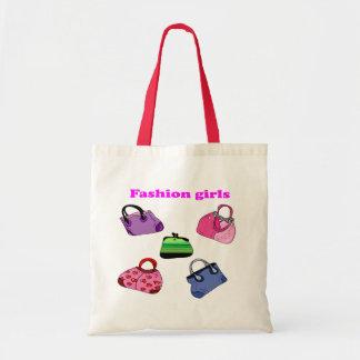 La moda multicolora empaqueta el ejemplo bolsa tela barata