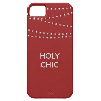 La moda santa gotea la casamata Barely There del i iPhone 5 Case-Mate Coberturas